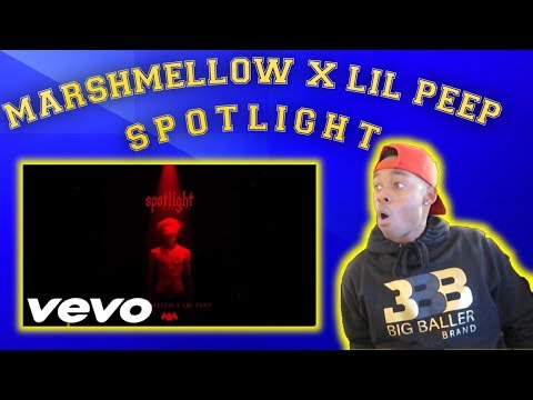 Video REACTING TO MARSHMELLOW X LIL PEEP - SPOTLIGHT [OFFICIAL AUDIO] download in MP3, 3GP, MP4, WEBM, AVI, FLV January 2017