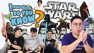 Video How Much Do You Know - Star Wars MP3, 3GP, MP4, WEBM, AVI, FLV November 2018