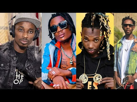 Freestyle Mr Mosh, Mun G, Fik Fameika, Feffe Bussi And Da Agent