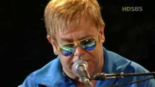 Elton John - Can you feel the love tonight (Live In Seoul 2004 HD) full download video download mp3 download music download