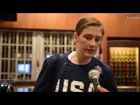 Road To Rio: Lindsay Whalen