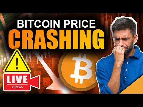 DANGEROUS Bitcoin & Ethereum Price Crash (What Professionals Are Doing)