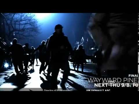 WAYWARD PINES 1x10 SERIES FINALE - CYCLE