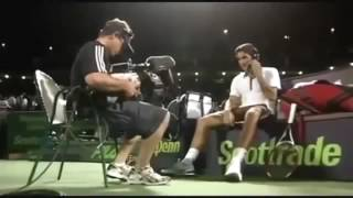Up Close with Roger Federer - Tennis Documentary Watch the documentary about Roger Federer. It is about his life as a tennis player, his family, his business .