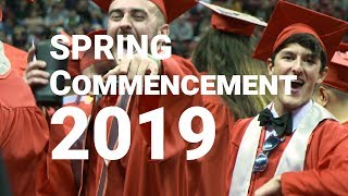 Get Excited for Spring Commencement!