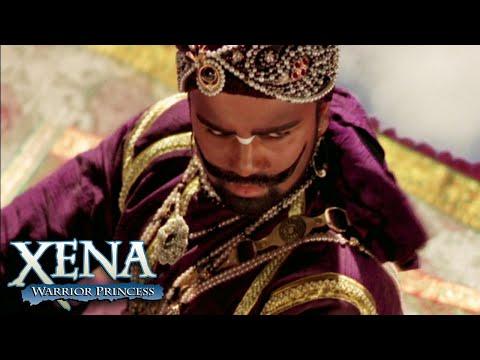 Indrajit Captures Gabrielle and Eli | Xena: Warrior Princess
