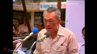 Video Lee Kuan Yew versus the SIA Strikers MP3, 3GP, MP4, WEBM, AVI, FLV September 2018