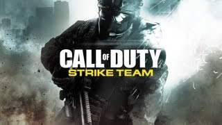 Call Of Duty Strike Team Gameplay - IOS (iPad 4 - IPhone 5) Gaming Demo (Gameplay)