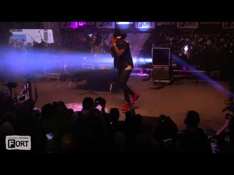 """Future """"Karate Chop"""" - Live at The FADER Fort Presented by Converse"""