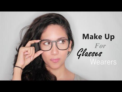 Make Up Untuk Yang Pake Kacamata | Suhaysalim
