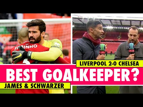 Who Is The Best Goalkeeper In The Premier League Today? | Liverpool 2-0 Chelsea | Astro SuperSport