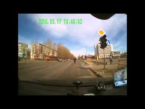 Авария с Пешеходом в Северодвинске