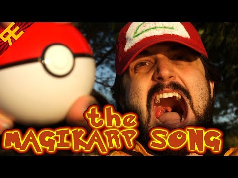 Video THE MAGIKARP SONG: A Pokemon Shanty [by Random Encounters] download in MP3, 3GP, MP4, WEBM, AVI, FLV January 2017