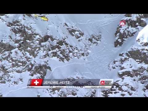 FWT15 - Xtreme Verbier Ski Highlights