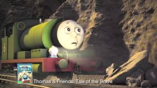Thomas and Friends -  Tale of the Brave | DVD Preview