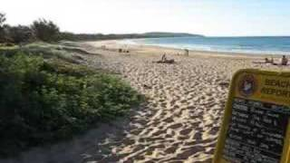 Agnes Water Australia  City new picture : Beach at Agnes Water, Queensland, Australia