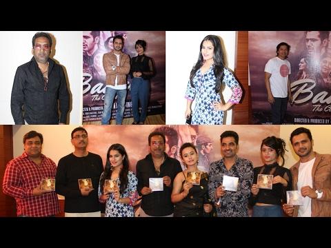 Hemant Pandey & Nidhi Nautiyal At Song Launch Of Film Badri The Cloud