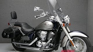 4. 2006  KAWASAKI  VN900LT VULCAN 900 CLASSIC LT - National Powersports Distributors