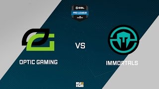 OpTic vs Immortals, game 1