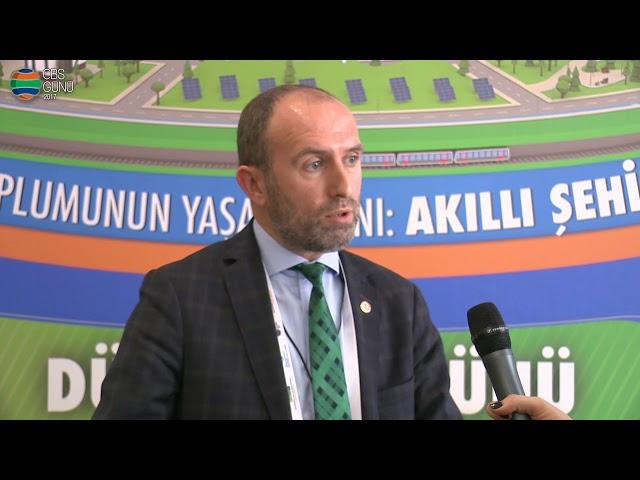 Röportaj Alanı Osman Zeki Şahin Altıeylül Belediyesi İmar ve Şehircilik Müdürü