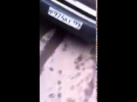Нападение ЧОП на жителей в парке Дружбы бездействие полиции 08.09.15 (видео)