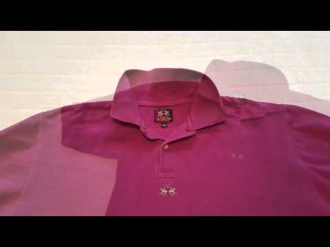 La Martina Saddlery Polo Shirt Kurzarm Herren  Poloshirts Gr. M #4061 TOP