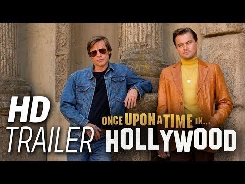 ONCE UPON A TIME IN HOLLYWOOD | Teaser Trailer Deutsch German