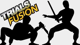 Wir spielen NINJA MAPS • Trials Fusion #162