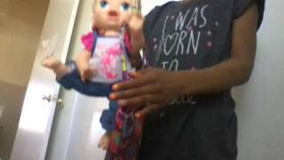 Baby alive  vlog  going places
