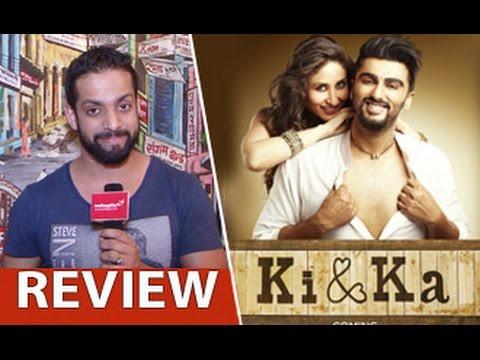 Ki-Ka-Review-by-Salil-Acharya-Arjun-Kapoor-Kareena-Kapoor-R-Balki-Full-Movie-Rating