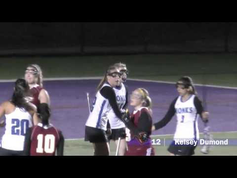 WLAX Highlights - 8-1 victory over Regis College
