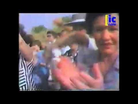Camino de Ida de la Romería de La Redondela de 1987. (2ª Parte)