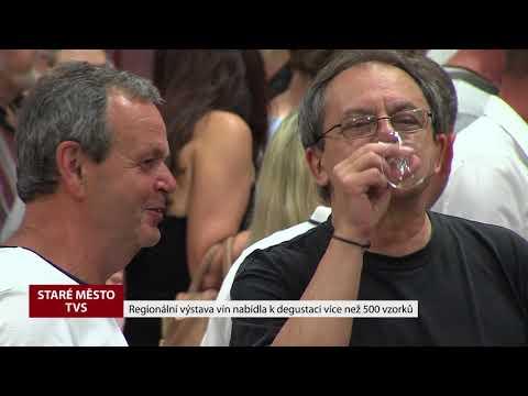 TVS: Staré Město - Regionální výstava vín