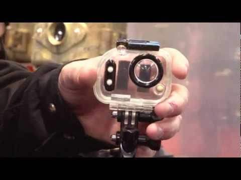 xcel - SpyPoint takes POV video to the next level with their new Xcel HD Action Video Camera, available beginning in July, 2013. The Xcel HD offers 1080 HD with a 1...