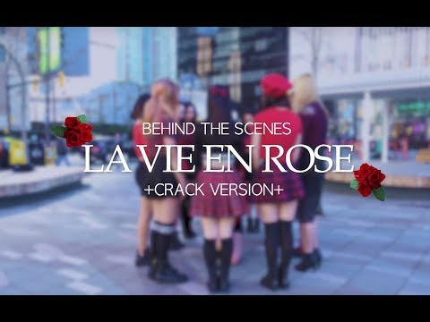 [EVERALD BTS] La Vie en Rose Behind The Scenes+Crack Version