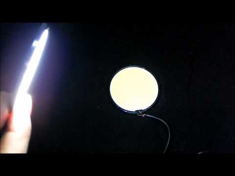 Дневные ходовые огни DIXEL 03 Маленький COB Круг 6 7 СМ 12V К Т