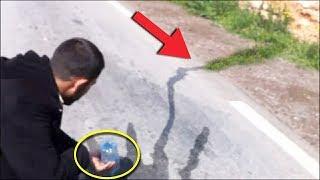 Download Video Aneh Bin Ajaib!! Pria ini Dibuat Kaget Saat Melihat Kejadian Misterius ini!! Bukti Kuasa Tuhan! MP3 3GP MP4