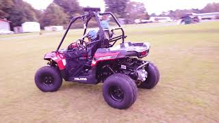10. Polaris ACE 150