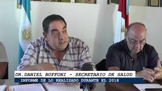 NOTA AL INTENDENTE DE VILLA GIARDINO: FERREYRA:SEGUIREMOS TRABAJANDO PARA UN GIARDINO DISTINTO