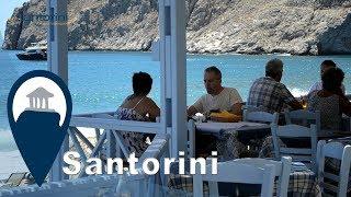 Santorini   Kamari Village