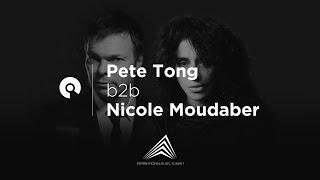Pete Tong b2b Nicole Moudaber - Live @ IMS Dalt Vila 2017