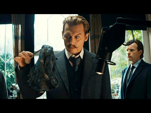 Mortdecai TV Spot 'Great Comedy'