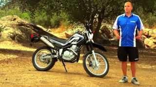 10. The 2013 Yamaha XT250