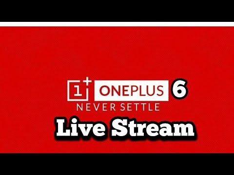 OnePlus 6 Live Launch Event Mumbai Indian