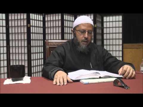 شرح معارج القبول شرح سلم الوصول للحكمي-٣١