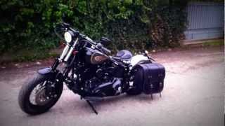 5. Harley Softail Cross Bones