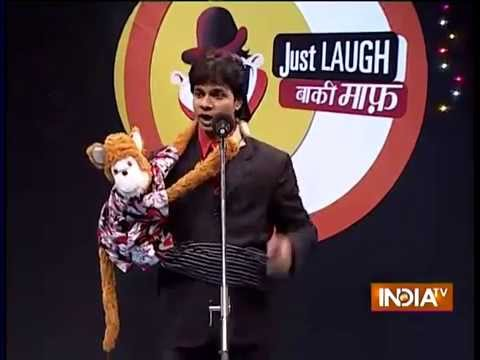 Just Laugh Baki Maaf: Raja and Rancho Hilarious Comedy - 1