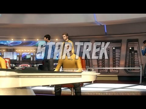Star Trek: The Video Game (2013) Review/Gameplay
