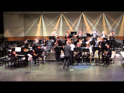 HM Jackson High School - Final Concert 2013-2014; Jazz III - Won't You Come Home Bill Bailey