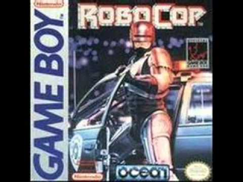 robocop game boy music
